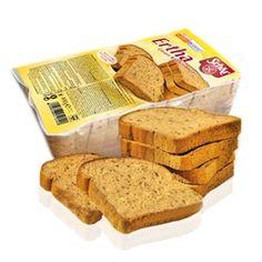 Ertha 3.59€       Charakteristika: Kvaskový krájaný chlieb bez lepku
