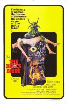 The Devil Rides Out (AKA The Devil's Bride). Adaptation of the Dennis Wheatley story, Great classic film