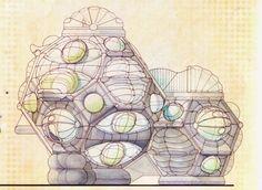 J.P. Jungmann - DYODON. Une habitation pneumatique experimentale. [1967]