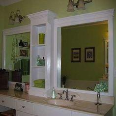 Awesome 99 Creative Practical Bathroom Storage Design Ideas. More at http://99homy.com/2017/12/06/99-creative-practical-bathroom-storage-design-ideas/