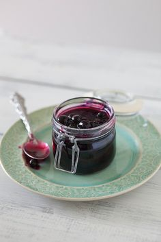 Making the Basics: Blueberry Sauce | Annie's Eats by annieseats, via Flickr