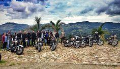 Medellin enfield riders