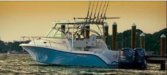New 2009 Century Boats 2900 Express Center Console Boat