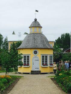 Rosenlunds prästgård, Jakobstad, Finland.