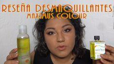 Reseña Desmaquillantes Maximus Colour y Postissimas PLATICANDO