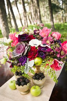 ♥ Centerpiece #Wedding #Centerpiece