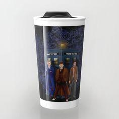 The best regeneration of Doctor who Travel Mug #mug #travelmug #davidtennant #10th #doctor #fog #mist #doctorwho #tardis #dalek #11thdoctor #12thdoctor #mattsmith #thetenthdoctor #eleventhdoctor #halloween