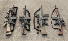 A little HK G3 diversity