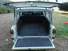 '67 Volvo 122 Amazone Wagon