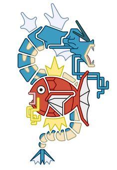 Magikarp and Gyarados in Monster Hunter style (finished) Games Like Pokemon, Pokemon Pins, Pokemon Fan Art, Cool Pokemon, Madara Susanoo, Pokemon Dragon, Pokemon Tattoo, Cute Love Pictures, Cute Pokemon Wallpaper
