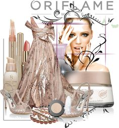 """Oriflame"" by tamaraza on Polyvore"
