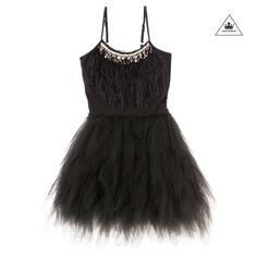 d06b781a575 TUTU DU MONDE SWAN QUEEN TUTU DRESS - Black