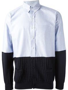 CASELY-HAYFORD Shirt Cardigan