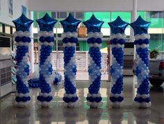 Balloon Cars, Balloons, Balloon Designs, Balloon Columns, Backdrop Ideas, Backdrops For Parties, Grad Parties, Balloon Decorations, Corporate Events