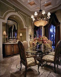 Good Beautiful Dining Room   Harwick Homes