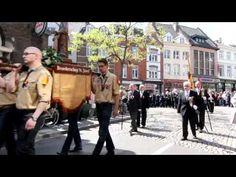 Stadsprocessie Maastricht 2012