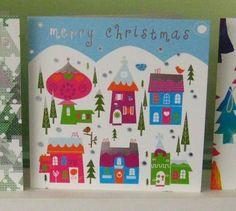 print & pattern:  christmas card