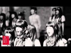 "JKT48 ""Sakura no Shiori"" at Devi Kinal Putri's school graduation."
