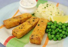 Faux Fish Fingers Recipe: Cook Vegetarian Magazine