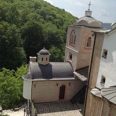 Monasteries Macedonia