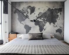 El mundo en tu habitación, para soñar donde iremos #impresion+gran+formato AMM Serveis Digitals