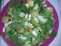 Προμαχιώτικα Νέα: ΦΤΙΑΞΤΕ ΝΤΟΜΑΤΕΣ ΠΡΑΣΙΝΕΣ ΤΟΥΡΣΙ. Cabbage, Vegetables, Food, Essen, Cabbages, Vegetable Recipes, Meals, Yemek, Brussels Sprouts