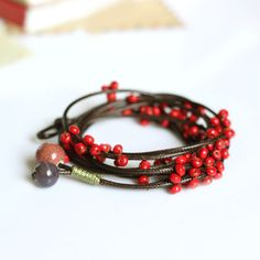 Just listed our new arrivals:  Hand-Woven Cerami... Check it out here! http://www.iitrends.com/products/hand-woven-ceramic-beaded-bracelet-nature-inspired-bracelet-iitrends-handmade-bracelet?utm_campaign=social_autopilot&utm_source=pin&utm_medium=pin