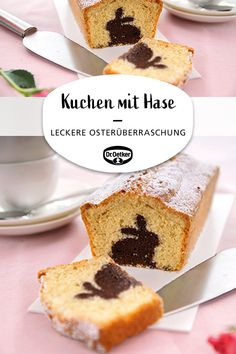 Kuchen mit Hase - New Ideas Easter Drink, Chocolate Rabbit, Perfect Eggs, Biscuits, Fancy Desserts, Pumpkin Spice Cupcakes, Box Cake, Cakes And More, Delish