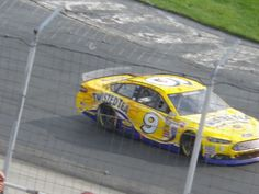 Ambrose leaving pit road