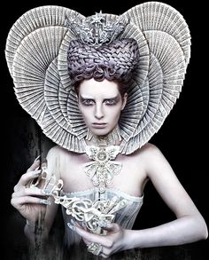 The White Queen by Kirsty Mitchell