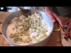 My Lefkada Chef Γλυκό Σταφύλλι - YouTube Greek Recipes, Sweets, Make It Yourself, Ethnic Recipes, Youtube, Food, Chocolate, Gummi Candy, Candy