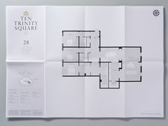 New Logo for 30 Park Place by Mother Design BPO Brochures