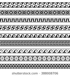 Find Old Greek Border Designs Vector Set stock images in HD and millions of other royalty-free stock photos, illustrations and vectors in the Shutterstock collection. Thousands of new, high-quality pictures added every day. Old Greek, Greek Art, Mandala Design, Mandala Art, Color Vector, Vector Art, Band Tattoo Designs, Lace Drawing, Greek Decor
