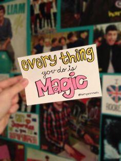Magic- One Direction