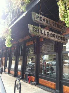 Pearl Street Grill & Brewery 76 Pearl St Buffalo, NY - A fave before Sabres games!!