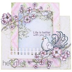 Heartfelt Creations - Better With You Project