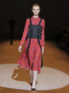 POUSTOVIT FW14 \ Ukrainian Fashion Week \ March 14