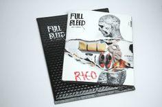 Full Bleed Magazine by dawson beggs, via Behance