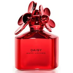 Women's Marc Jacobs 'Daisy - Red' Eau De Toilette (€94) ❤ liked on Polyvore featuring beauty products, fragrance, no color, eau de toilette fragrance, marc jacobs perfume, marc jacobs, edt perfume and marc jacobs fragrance