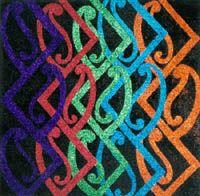 Reuben Patterson - New Zealand artist Maori Symbols, Maori Patterns, Maori Art, Kiwiana, Art Prompts, Artist Painting, Art Forms, New Art, New Zealand