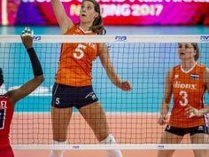 Holanda derrota a RD 3-0 en inicio Grand Prix