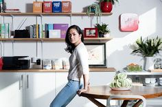 Women who prove you CAN have it all: The female entrepreneurs who run multi-million pound businesses - but still find time for a family and fitness regime. Gem Misa, 37, from London, is the co-founder of Cauli Rice - a healthy low calorie, low carb alternative to rice