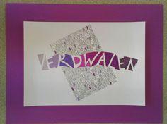 Opdracht VAK 2010. Kalligrafie en ontwerp Marjolein Copius Peereboom