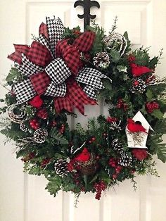 Did you know you could make your own Christmas wreath? Christmas wreaths add so much pleasure and whimsical interest to any home or office. Wreaths are easy to make because all you need are the supplies, the effort and your… Continue Reading → Christmas Wreaths To Make, Holiday Wreaths, Rustic Christmas, Winter Christmas, Handmade Christmas, Christmas Crafts, Christmas Decorations, Winter Wreaths, Christmas Time