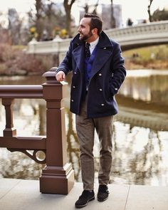 Starting the new year off right with a recently found @kentandcurwen coat thanks to @beaconscloset! #goodthiftstore // : @nwilliamsphotos (at Central Park)