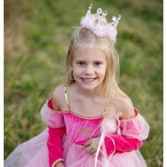 Children's dress up at its finest. Variety of sizes, designs and matching accessories. Off The Shoulder, Shoulder Dress, Pretend Play, Play Dress, Little Princess, Playing Dress Up, Gold Glitter, Dress To Impress, Flexibility