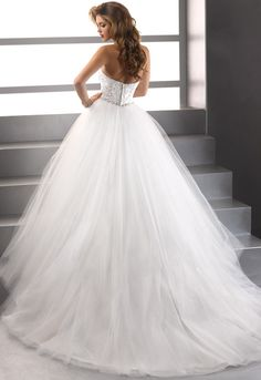 Sottero and Midgley - Shaylee (back view)