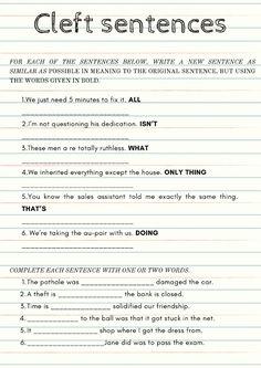 Esl Grammar, Heavy Metal Rock, Emotion, Sentences, Meant To Be, Language, Writing, The Originals, Words