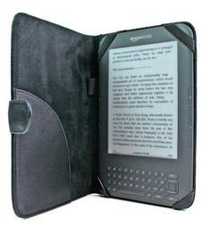 - Form Fitting Cover Sleeve Carrying Case for Amazon Kindle Keyboard eBook Reader early 2011 Generation (*IMPORTANT*: for Kindle 3 with Keyboard ONLY older generation, does NOT fit Kindle Touch newer generation) {+ 1pc name tag} -- Best Seller on Amazon! by LEADER. $15.99. Form-Fitting eBook Reader Case for Amazon Kindle Keyboard  This case is specially designed to fit your Kindle  This stylish case is made with high quality endurance material  This case helps protect your dev...