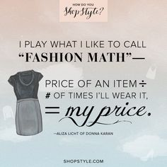 Read How Fashion Influencers Justify Their Shopping, and Play the Game